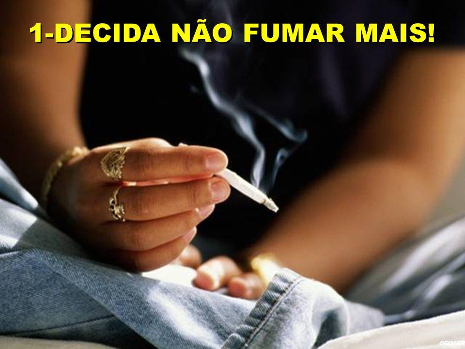 GEISLER 1-DECIDA NÃO FUMAR MAIS!