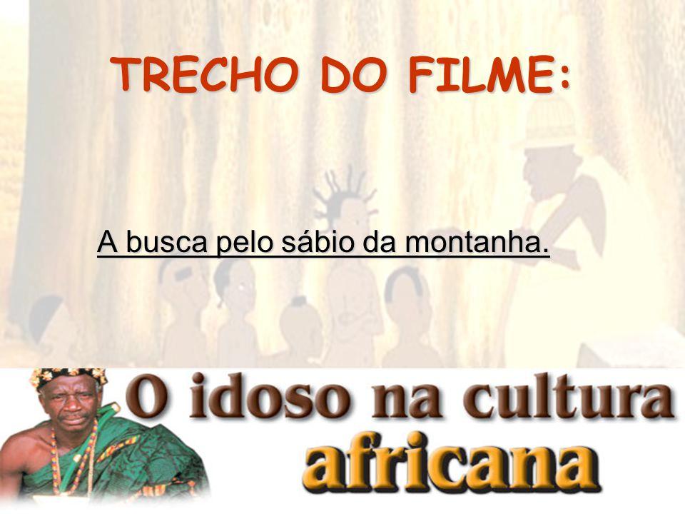 TRECHO DO FILME: A busca pelo sábio da montanha.