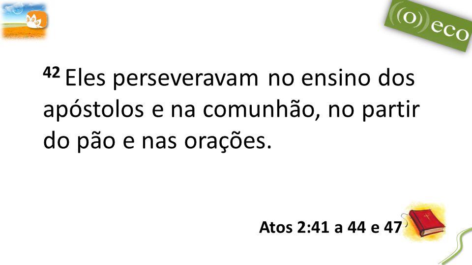 43 E na alma de cada pessoa havia pleno temor, e muitos feitos extraordinários e sinais maravilhosos eram realizados pelos apóstolos.