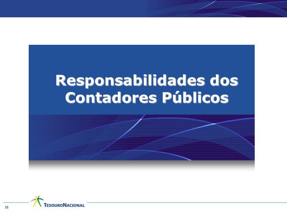 Responsabilidades dos Contadores Públicos 36