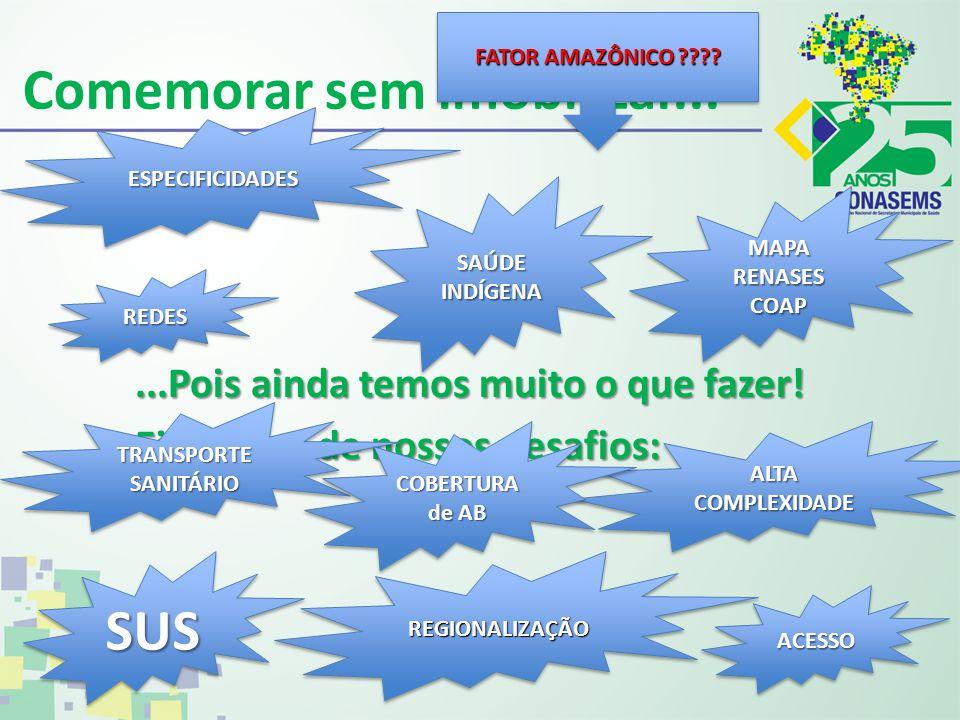 Nossos avanços TESE Carta do Norte => TESE Populações Ribeirinhas Criação da Diretoria Extraordinária das Populações Ribeirinhas Amazônia Legal Ampliação da Secretaria Extraordinária da Amazônia Legal População do Campo e da Floresta Proposta de revisão da Portaria de Saúde Integral da População do Campo e da Floresta