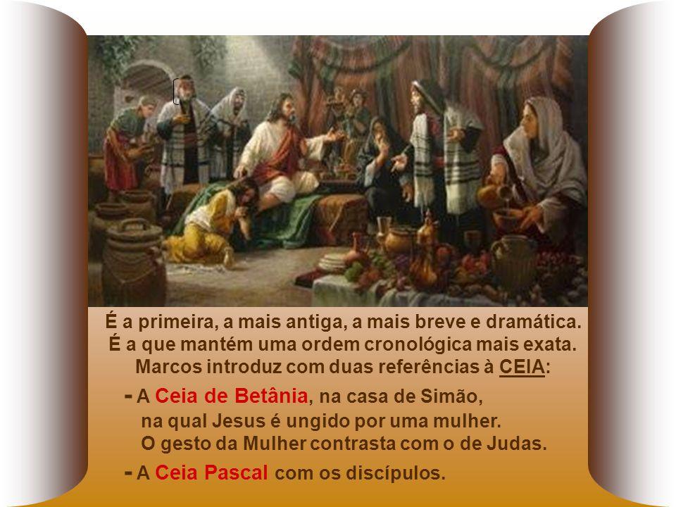 - A Entrada Triunfal de Jesus em Jerusalém. O povo o reconhece como Salvador e o aclama alegre... - O Começo da Semana Santa, com a leitura da Paixão