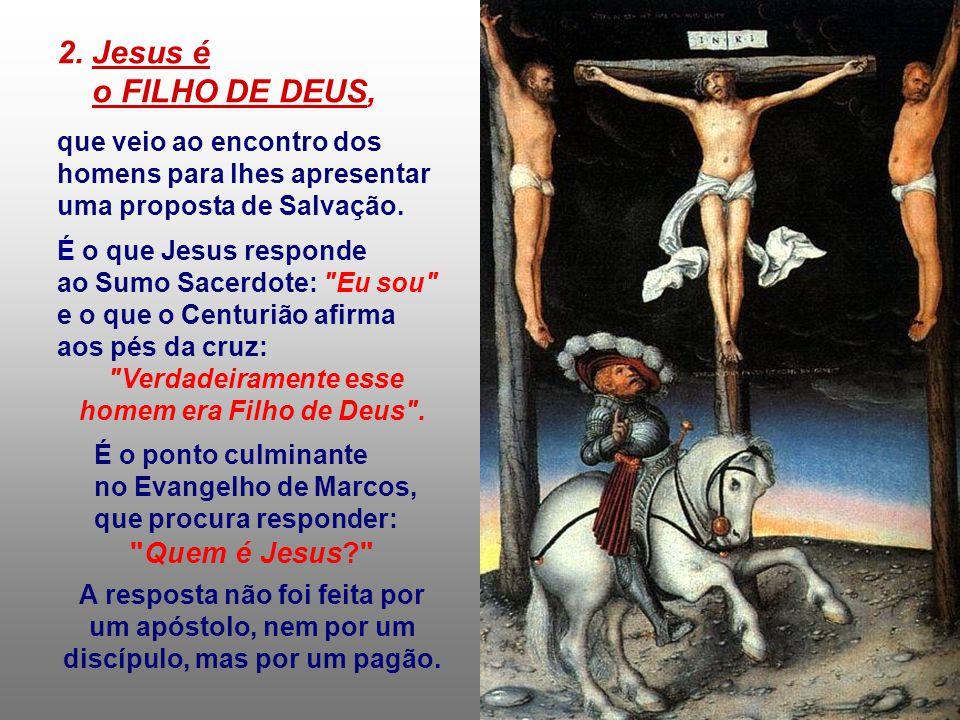 1. Jesus mantém um SILÊNCIO solene e digno. Não reage no beijo de Judas e no gesto violento de Pedro. - No tribunal, quando acusado, Jesus manteve sil