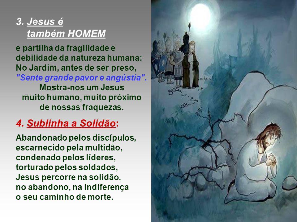 2. Jesus é o FILHO DE DEUS, que veio ao encontro dos homens para lhes apresentar uma proposta de Salvação. É o que Jesus responde ao Sumo Sacerdote: