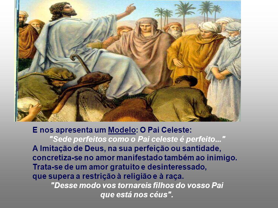 A Santidade que o Senhor exige não se manifesta em formas de religiosidade externa, mas no amor ao irmão.