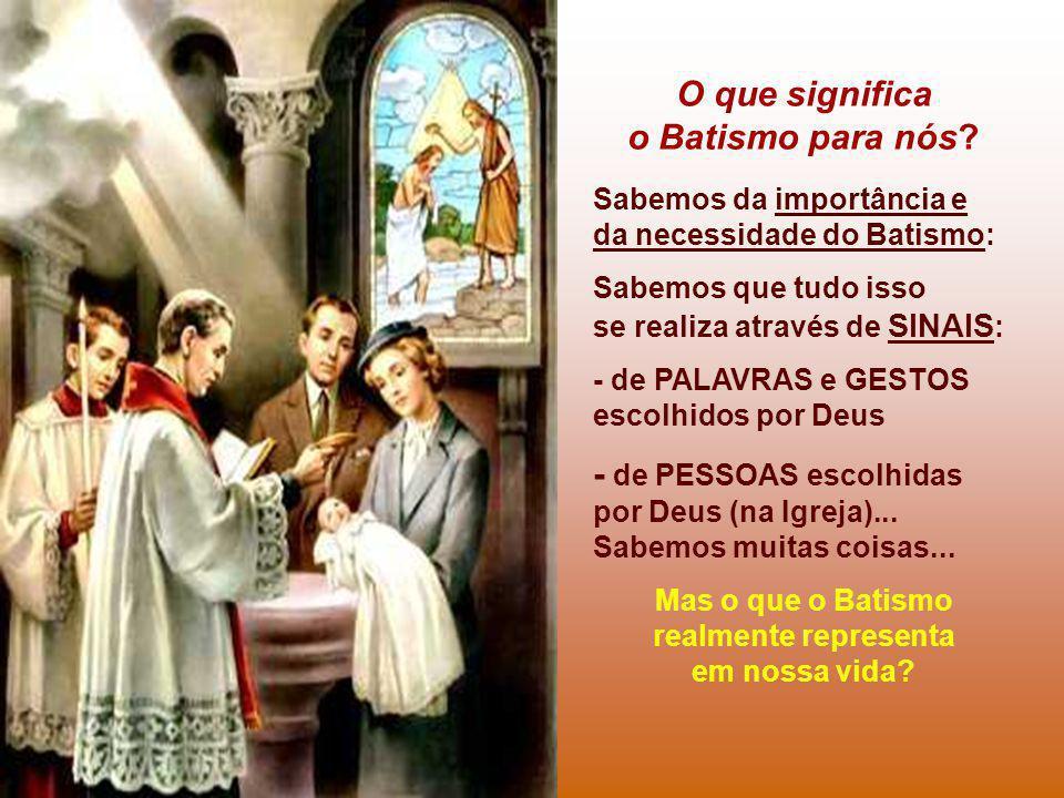- A Nicodemos, Jesus afirma: