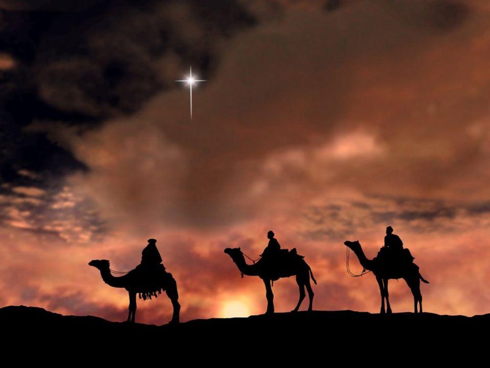 O Caminho seguido pelos Magos para encontrar Jesus é o caminho a ser seguido por todos nós, em nossa procura de Deus: - Estão atentos aos sinais, - pe
