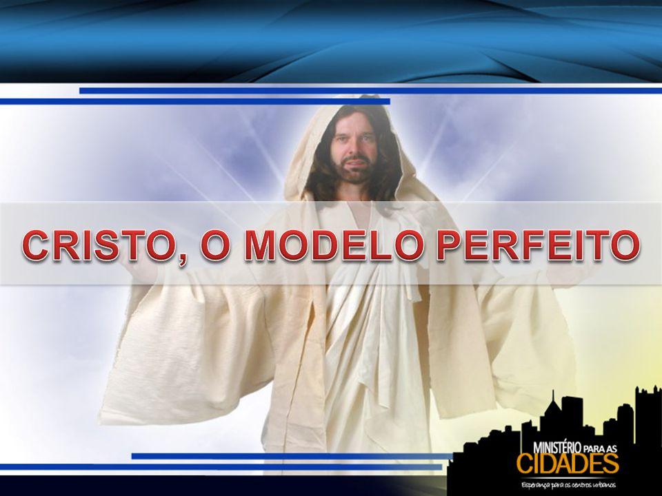 Necessita-se do caráter de Cristo, não só de pregações O Senhor deu Cristo ao mundo para o ministério.