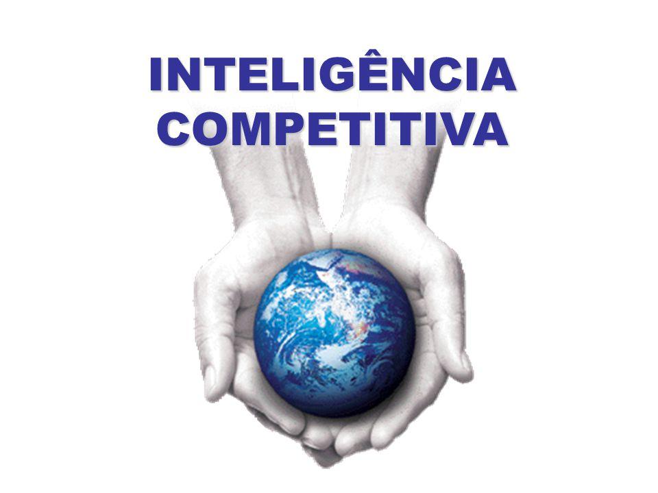 Inteligência Competitiva Concluímos que o elemento humano é a peça fundamental em um SIC, ou seja, o comprometimento de todos com o objetivo da organização é que impulsiona todo o processo.