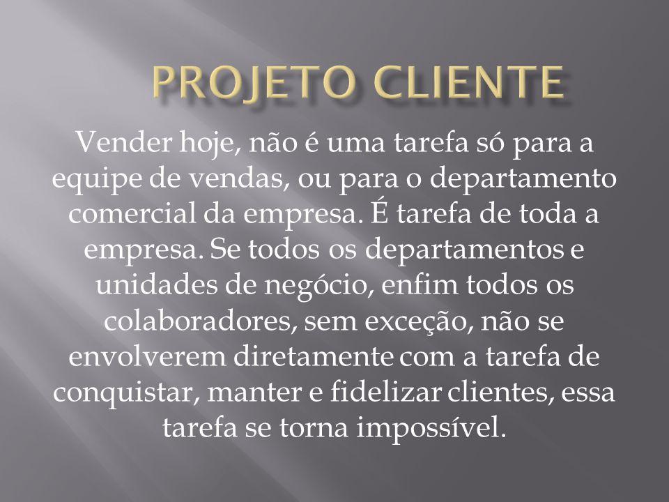 Vender hoje, não é uma tarefa só para a equipe de vendas, ou para o departamento comercial da empresa.