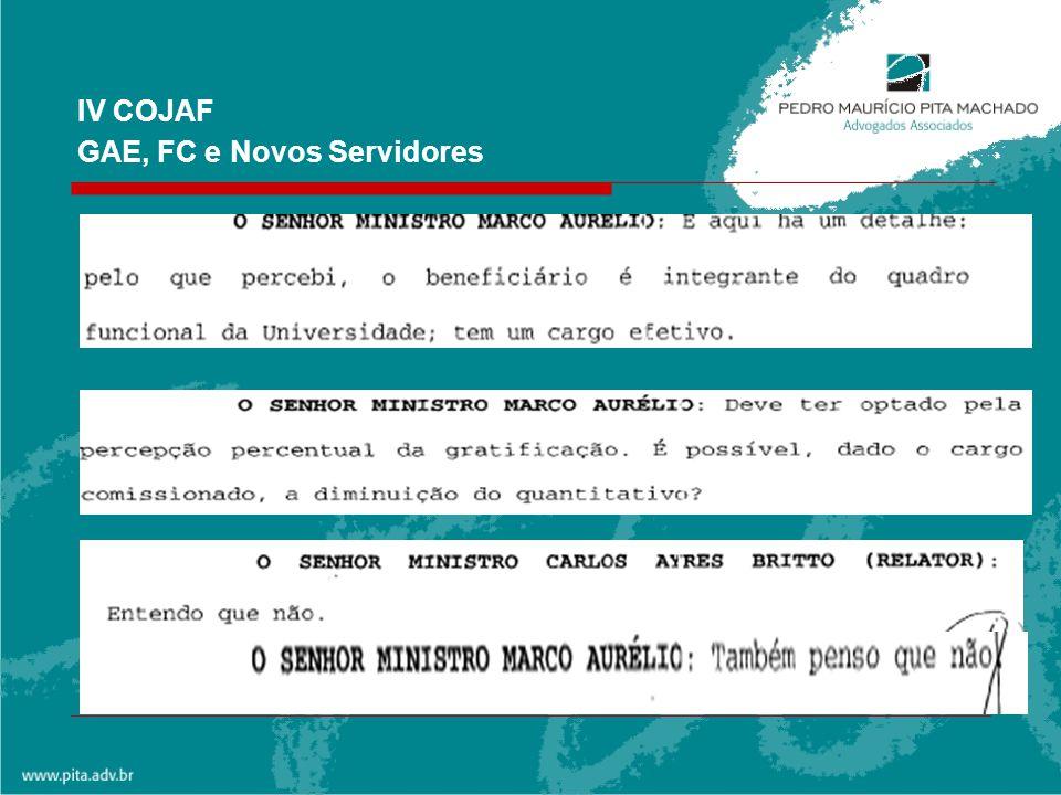 IRREDUTIBILIDADE DA FC DO OFICIAL DE JUSTIÇA PRECEDENTE ESPECÍFICO – TRF/4 I