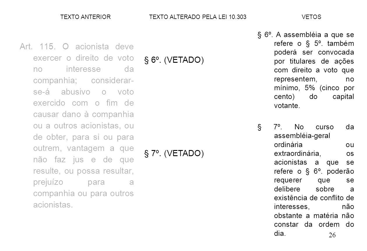 26 Art.115.