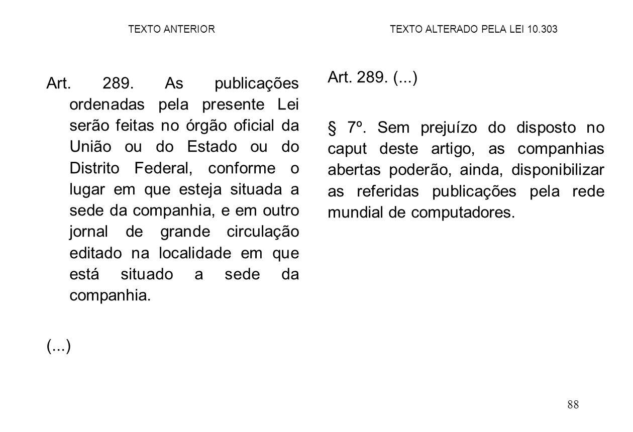 88 Art.289.