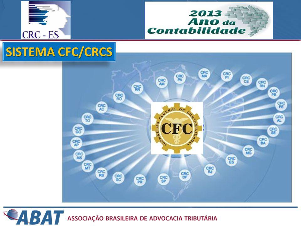 REGIÃOPROFISSIONAISORGANIZAÇÕES BRASIL484.83581.530 SUL/SUDESTE337.80155.635 S.P.134.37420.303 E.S.9.5532.237 REGISTROS ATIVOS Fonte: CFC – www.cfc.org.br (Quantos Somos) – 07/06/2013www.cfc.org.br