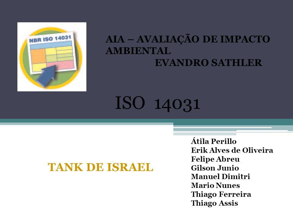 ISO 14031 a ADA: Apresentada como um processo interno de gestão e uma ferramenta.