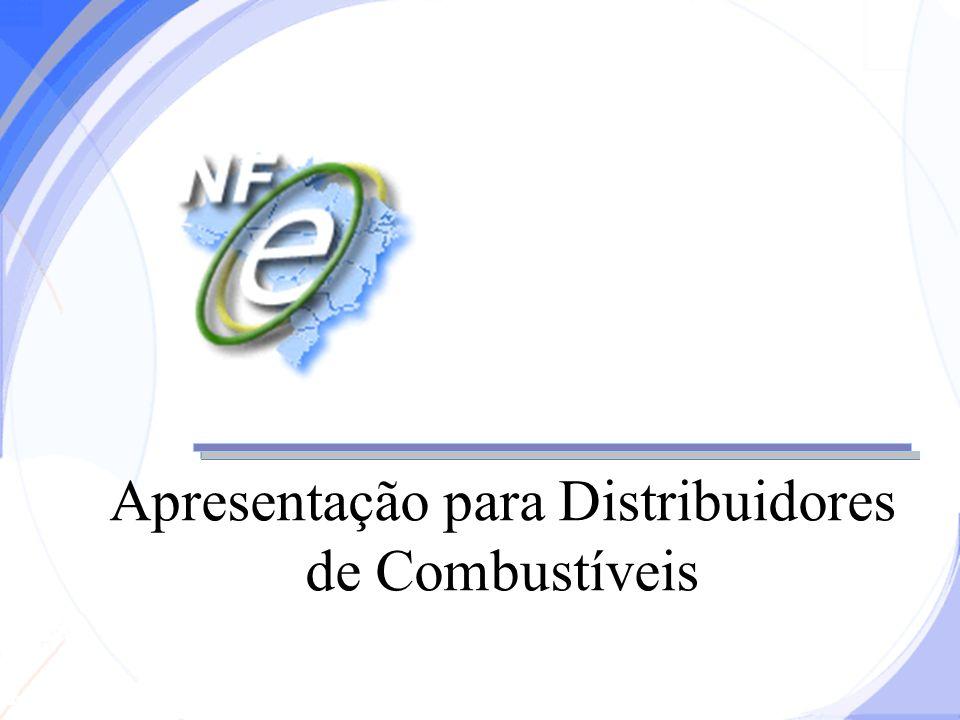 Secretaria da Fazenda Apresentação para Distribuidores de Combustíveis
