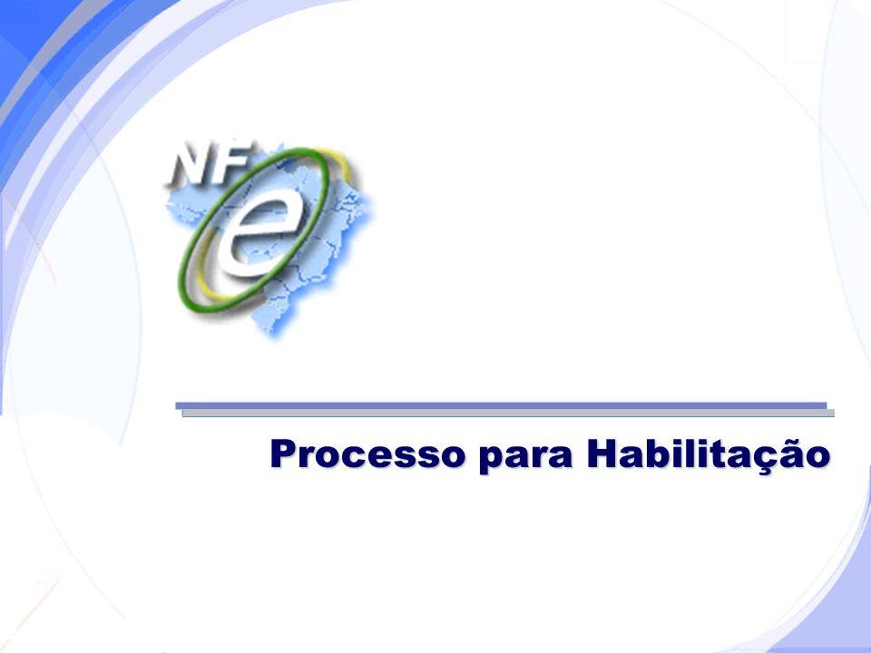 Secretaria da Fazenda Processo para Habilitação