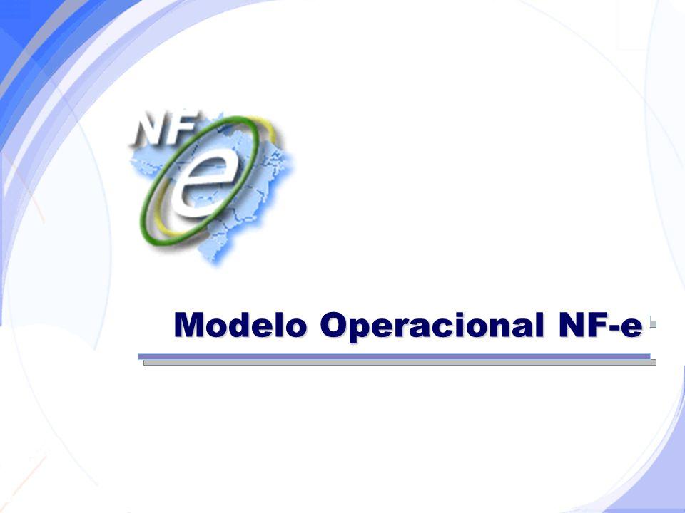 Secretaria da Fazenda RFB - ENCAT (NF-e) Emissão da NF-e Automação Contribuinte XML - NF Completa Chave Eletrônica Algoritmo de Chave Representação da NF-e NF-e Completa Assinatura Digital do Contribuinte Instalações do Contribuinte O Sistema de Automação do contribuinte deve gravar um arquivo XML com todo o conteúdo de cada Nota Fiscal antes da sua impressão.