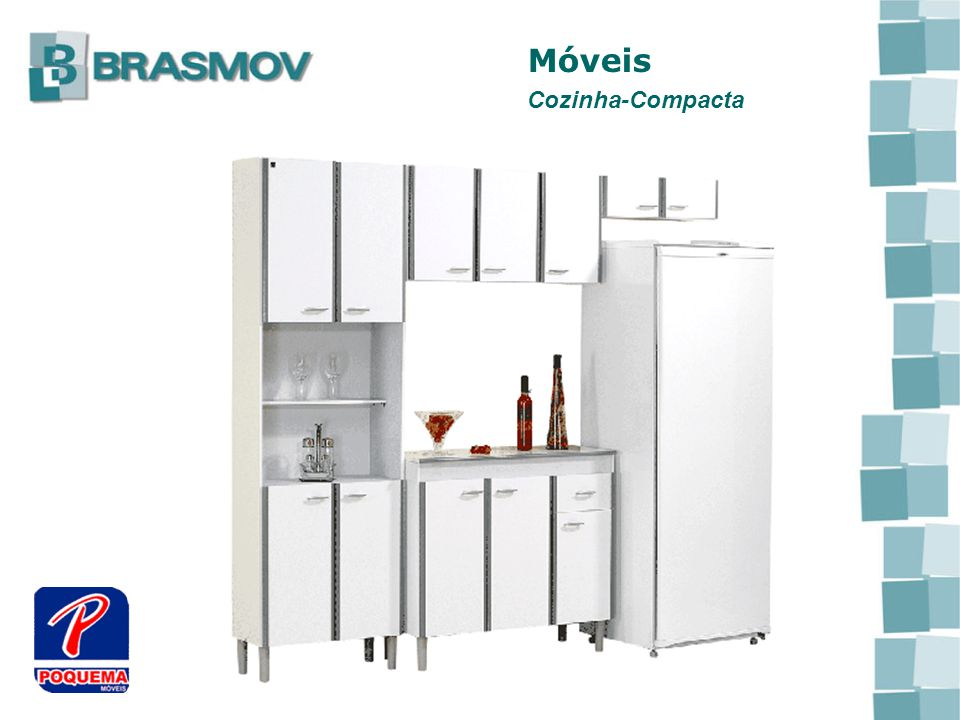Móveis Cozinha-Compacta