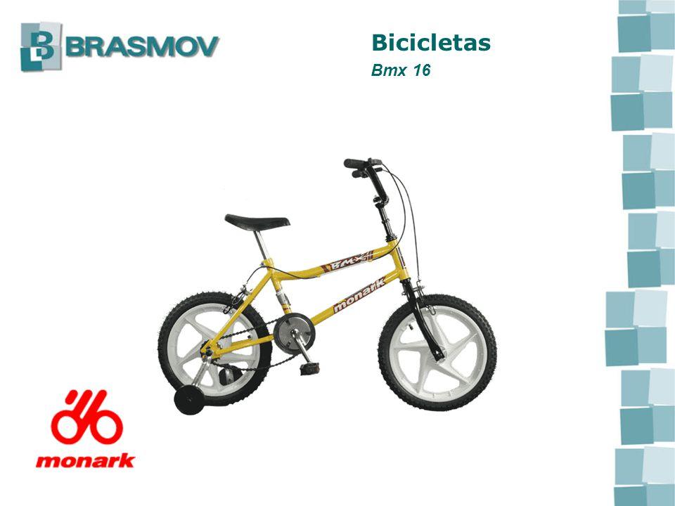 Bicicletas Bmx 16