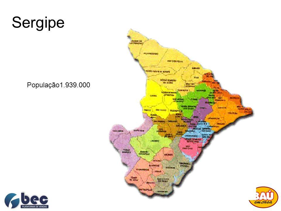 Alagoas População: 3.037.103