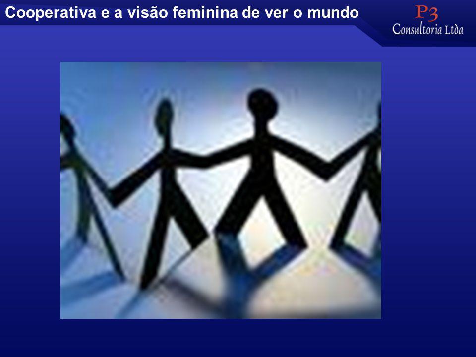 Cooperativa e a visão feminina de ver o mundo