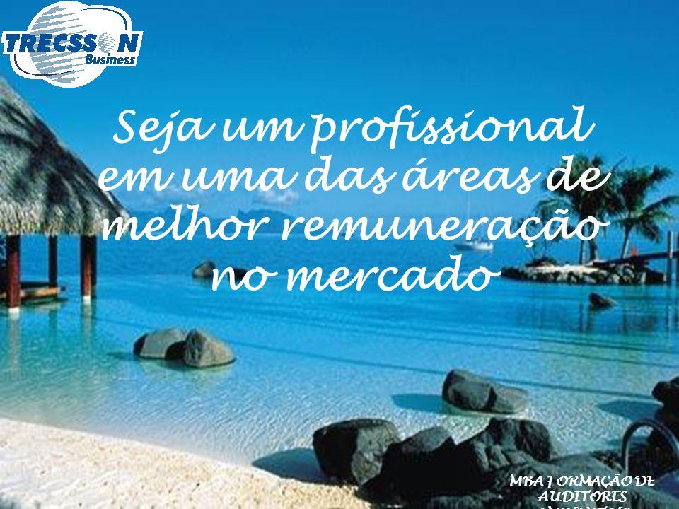 Seja um profissional em uma das áreas de melhor remuneração no mercado MBA FORMAÇÃO DE AUDITORES AMBIENTAIS