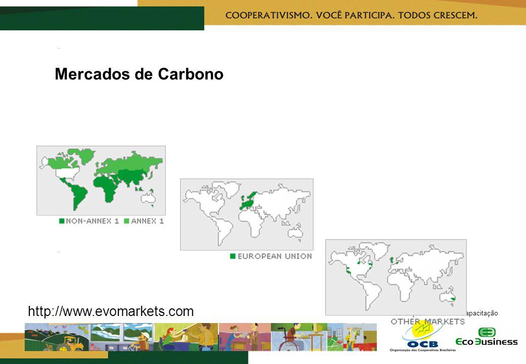 RealizaçãoCapacitação Mercados de Carbono http://www.evomarkets.com