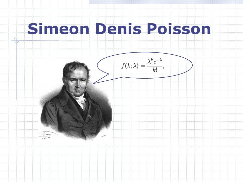 Contribuições à Ciência Poisson desenvolveu pesquisas em mecânica, eletricidade (constante de Poisson), elasticidade (razão de Poisson), calor, som e matemática (integral de Poisson na teoria do potencial e o colchete de Poisson em equações diferenciais).