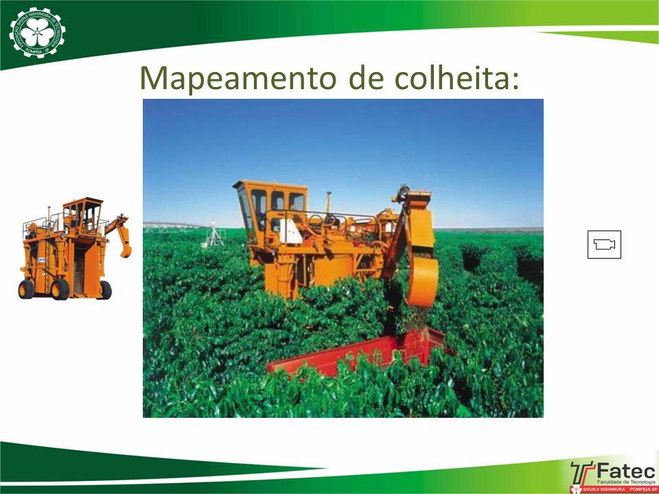 Mapeamento de colheita: