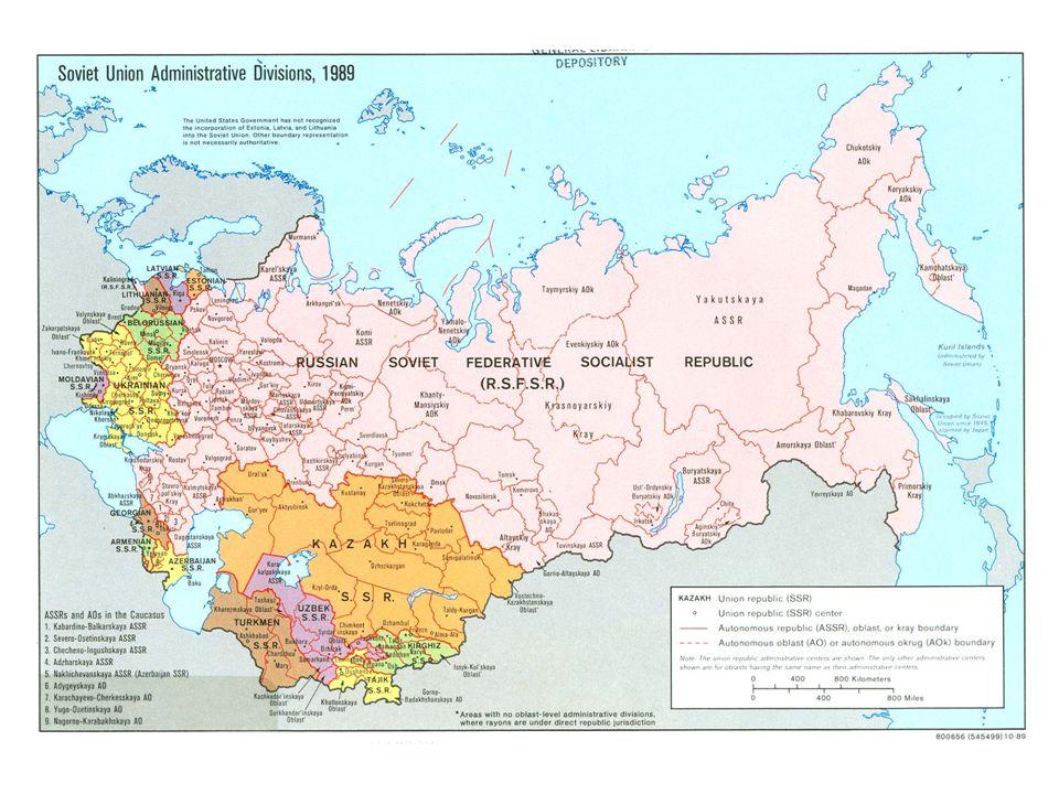 Revolução de 1917 – Significado econômico Transformação de um país agrário em industrial em pouco tempo.