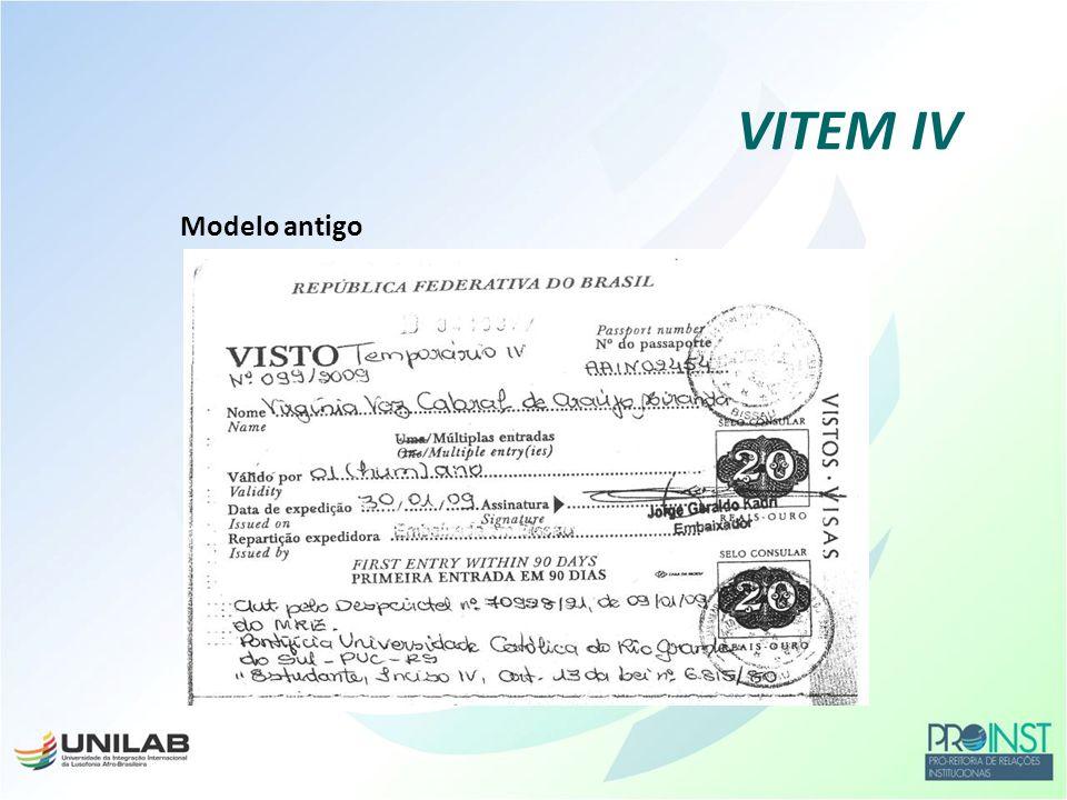 Divisão de Temas Educacionais do Ministério das Relações Exteriores DCE VITEM IV