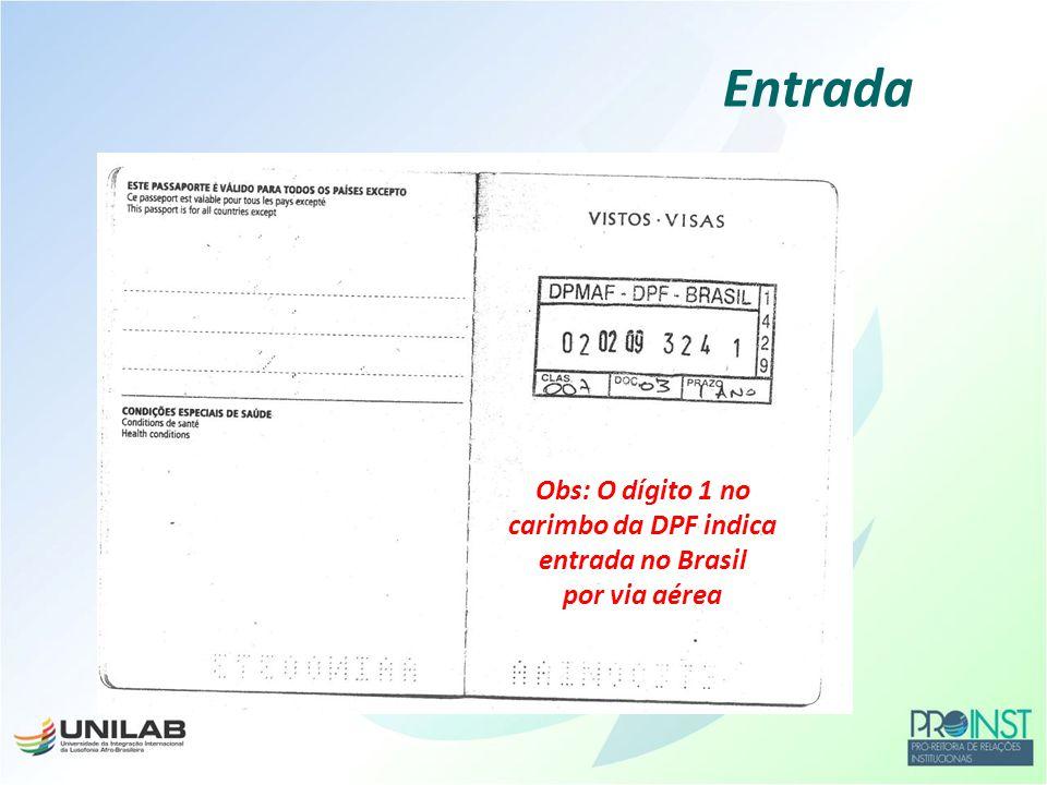 Divisão de Temas Educacionais do Ministério das Relações Exteriores DCE Registro de Estrangeiro