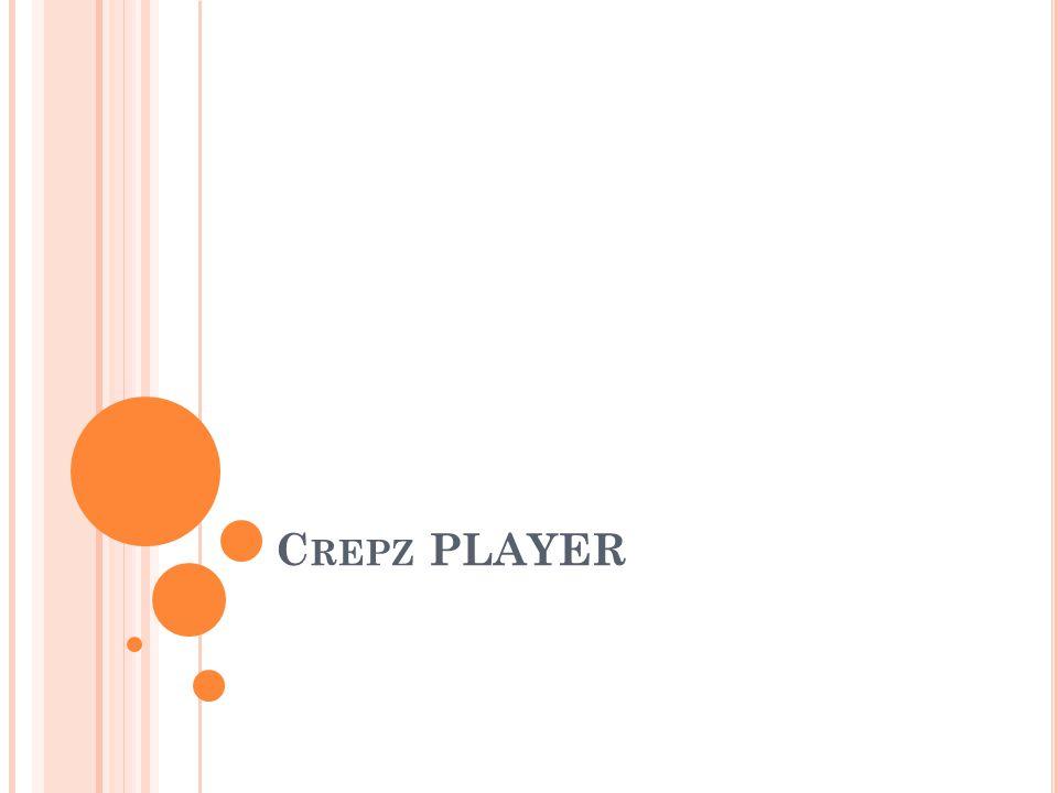 O BJETIVO Desenvolvimento de um player de áudio que reproduza arquivos.mp3 Manipular arquivos em uma playlist Gerenciar musicas através de uma biblioteca Uso de banco de dados para armazenar informações Fácil instalação deste player
