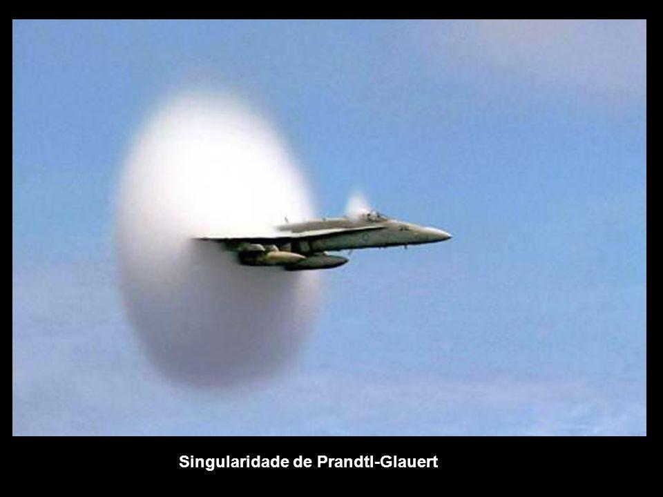 Singularidade de Prandtl-Glauert