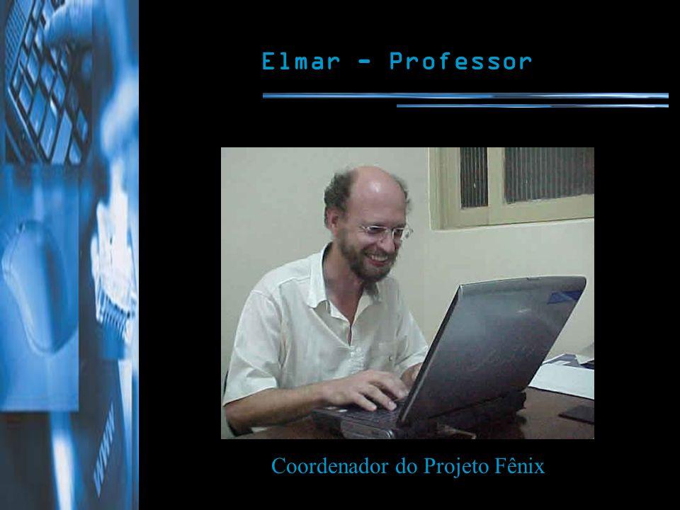 Dalton - Professor Ele está escolhendo um curso extremamente promissor do ponto de vista do mercado.