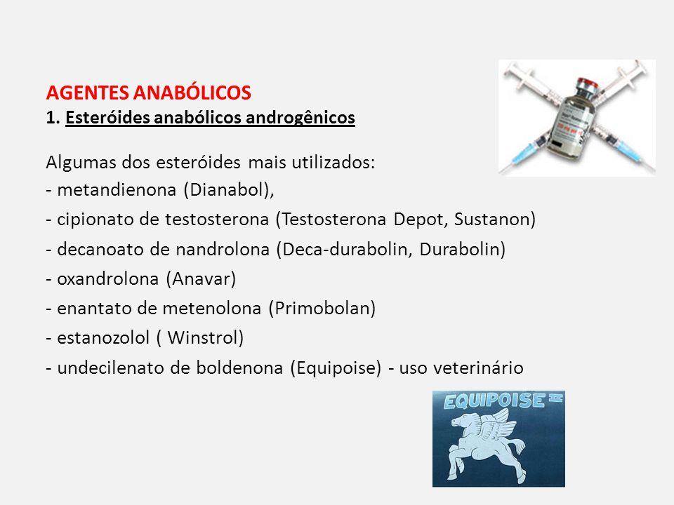 AGENTES ANABÓLICOS 1.