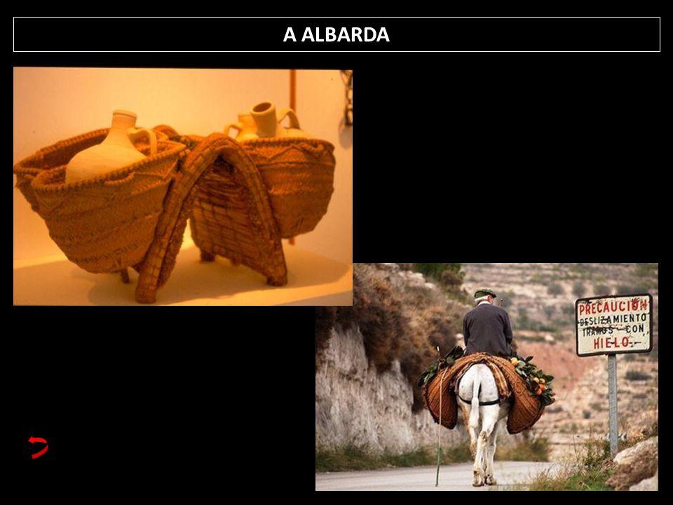 A ALBARDA