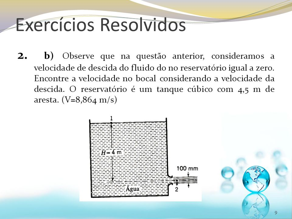 Exercícios Resolvidos 2.