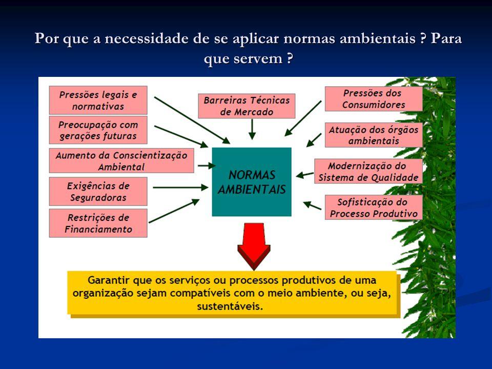 SÉRIE ISO 9000 X SÉRIE ISO 14000