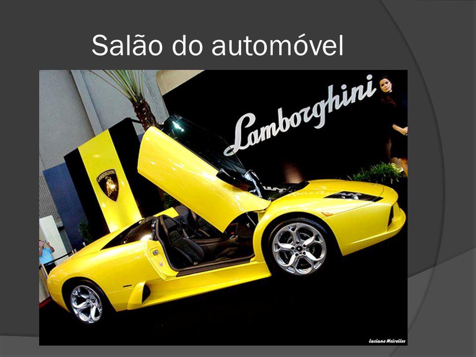 Mercado O mercado dos esportivos, como são chamados é crescente, alguns de seus produtos eram quase que exclusividade dos europeus anos atrás, porem o brasileiro não fica para trás quando se trata da compra de carros esportivos.