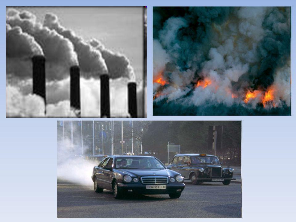 Fontes Naturais Vulcões – as erupções vulcânicas lançam para a atmosfera grandes quantidades de poeiras e cinzas, bem como enxofre e cloro.