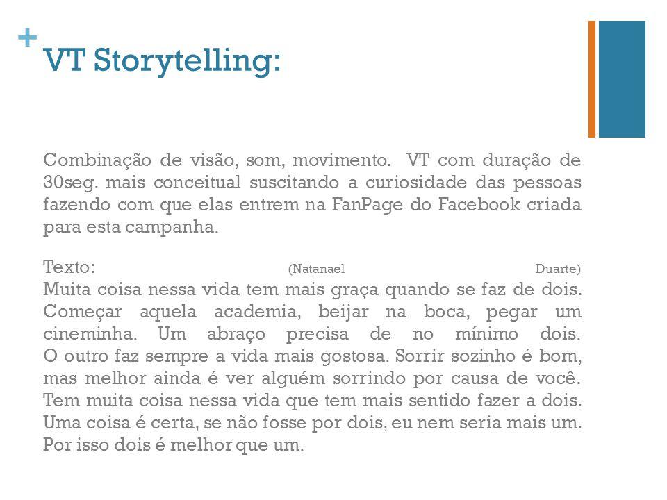 + Roteiro do VT: