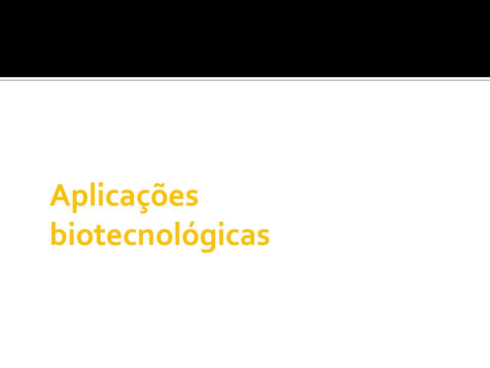 Aplicações biotecnológicas
