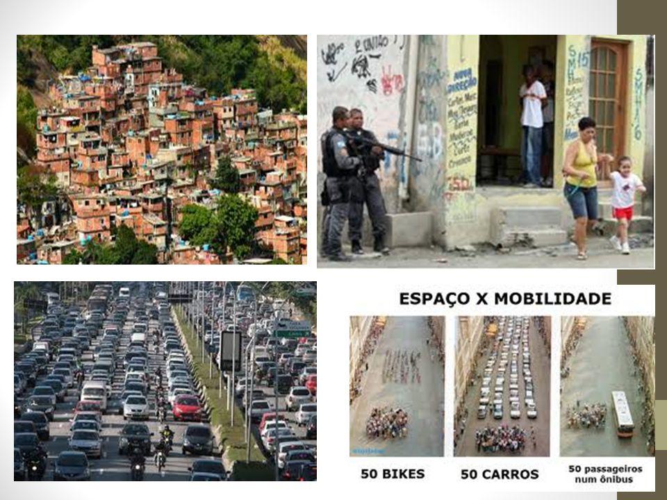 Analise o conteúdo da charge relacionando com os problemas urbanos.