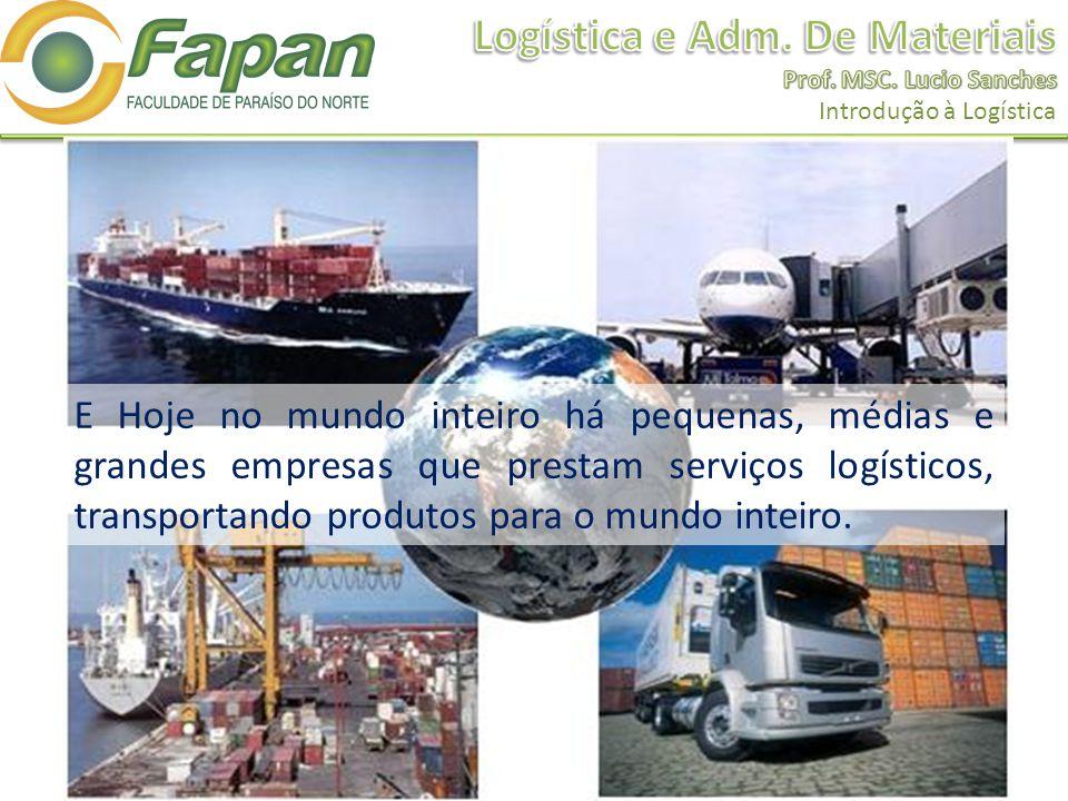 E Hoje milhares de profissionais de logística trabalhando com responsabilidade atendendo o seu cliente de forma rápida, segura e sem erros.