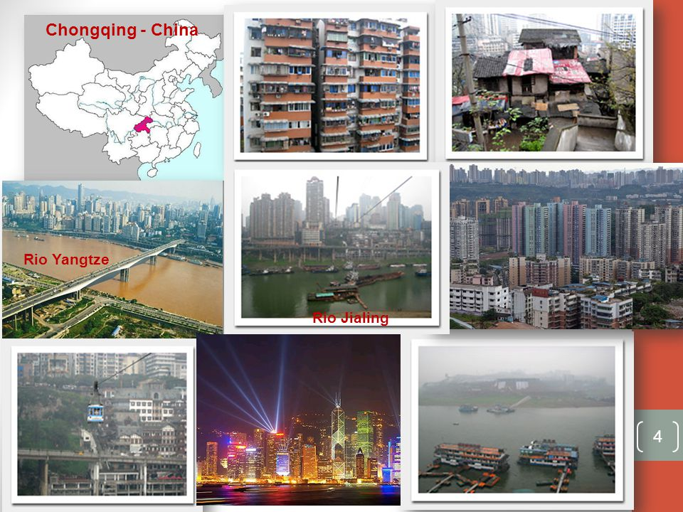 Ver filme: Chongqing (3:40 min) http://vimeo.com/couchmode/polka/videos/sort:date/31090341 Chongqing - the unofficial biggest city in the world (4:36 min) http://www.youtube.com/watch?v=68dyCPyG53Y Fogões eficientes no Peru (7:19 min) www.oeco.com.br/multimidia/videos/25962-fogoes-eficientes-no- peru 5