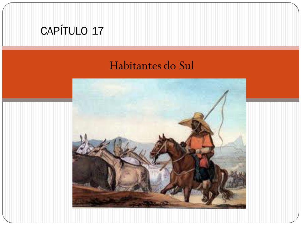 Habitantes do Sul CAPÍTULO 17