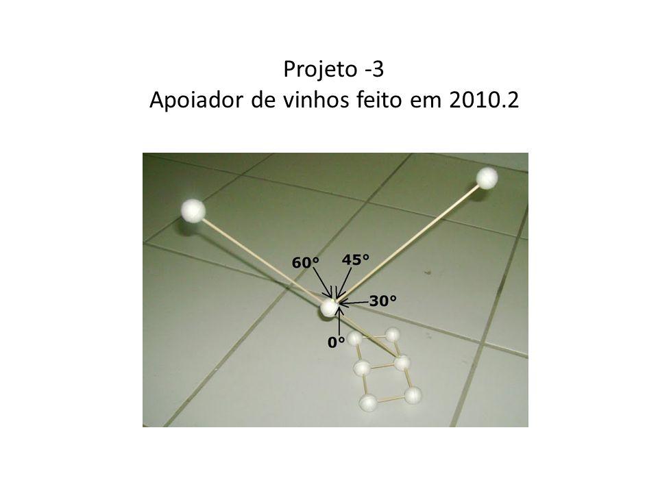 Projeto -3 Apoiador de vinhos feito em 2010.2