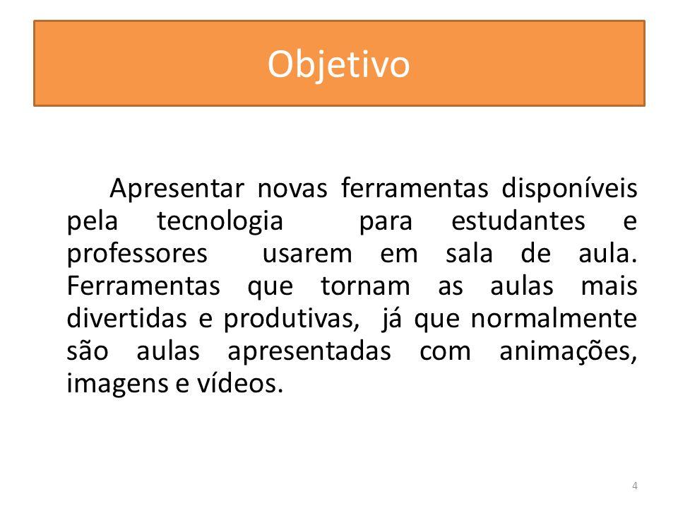 Objeto de Aprendizagem É uma unidade de instrução/ensino reutilizável.